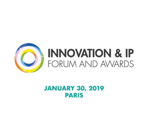 INNOVATION & IP 2019